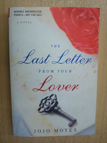 9780340961612: The Last Letter from Your Lover