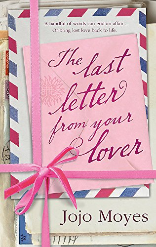 9780340961629: Last Letter from Your Lover