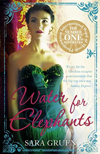 9780340962725: Water for Elephants