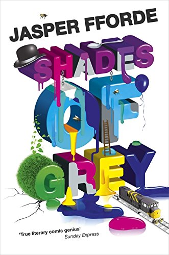 Shades of Grey: Jasper Fforde