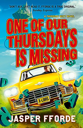 9780340963098: One of Our Thursdays is Missing (Thursday Next)