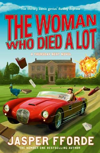 9780340963128: The Woman Who Died a Lot