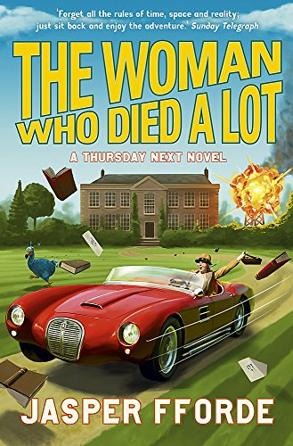 9780340963135: The Woman Who Died a Lot (Thursday Next)