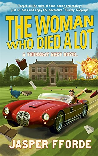 9780340963142: The Woman Who Died a Lot (Thursday Next)