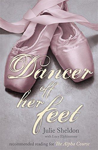 9780340964200: Dancer off Her Feet