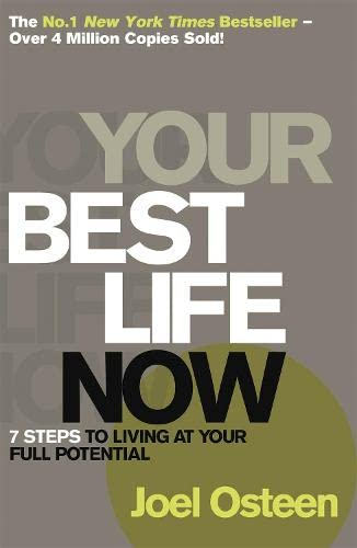 Your Best Life Now (0340964510) by Joel Osteen