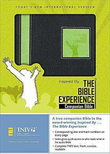 9780340964538: The Bible Experience: Companion Bible