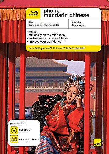 9780340965061: Teach Yourself Phone Mandarin Chinese
