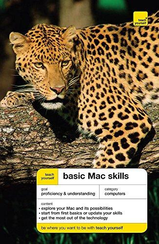 9780340965108: Teach Yourself Basic Mac Skills (Teach Yourself Computing)