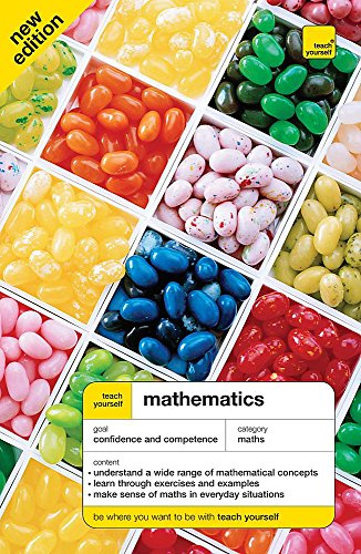 9780340965115: Mathematics: New Edition (Teach Yourself)