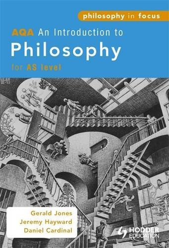 9780340965252: Aqa an Introduction to Philosophy for as Level (Philosophy in Focus)