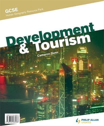 9780340965603: Development & Tourism Resource Pack: GCSE Human Geography