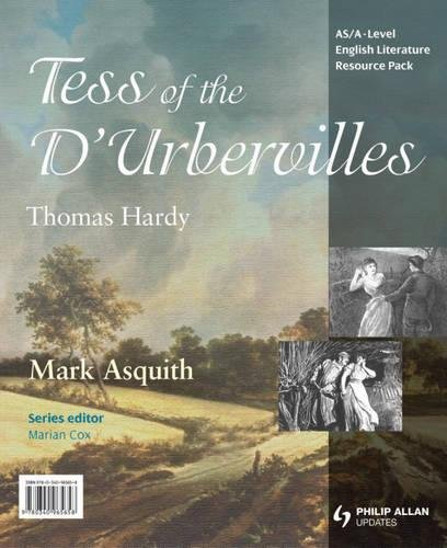 9780340965658: Tess of the D'urbervilles: As/A-level English Literature (As/a-Level Photocopiable Teacher Resource Packs)
