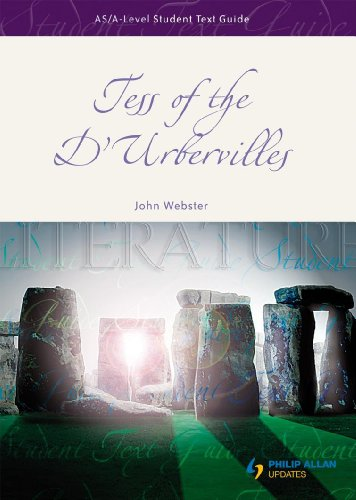 9780340965702: Tess of the D'urbervilles (As/a Level English Literature Student Text Guide)