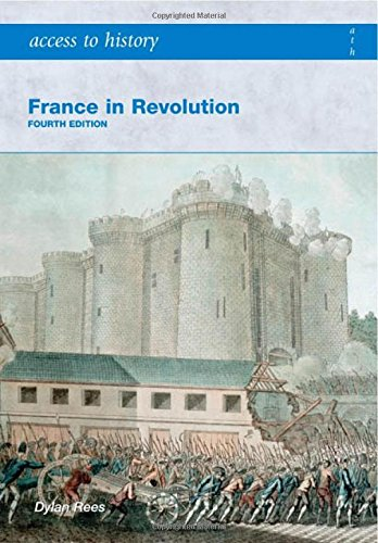 9780340965856: Access to History France in Revolution
