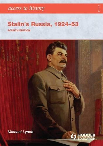 9780340965894: Access to History Stalin's Russia 1924-53