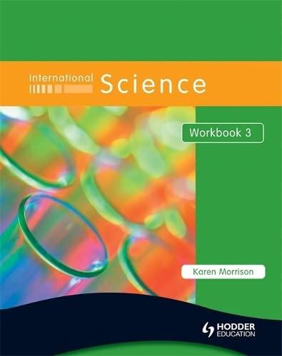 9780340965993: International Science Workbook 3 (Bk. 3)