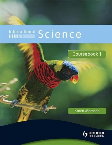 9780340966037: International Science, Coursebook 1: For Students for Whom English Is a Second Language