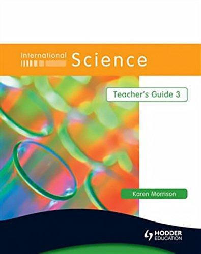 9780340966068: International Science Teacher's Guide 3 (Bk. 3)