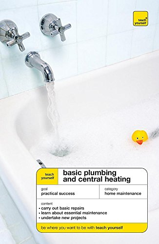 9780340966174: Teach Yourself Basic Plumbing and Central Heating ...