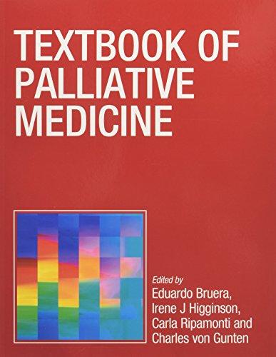 9780340966242: Textbook of Palliative Medicine