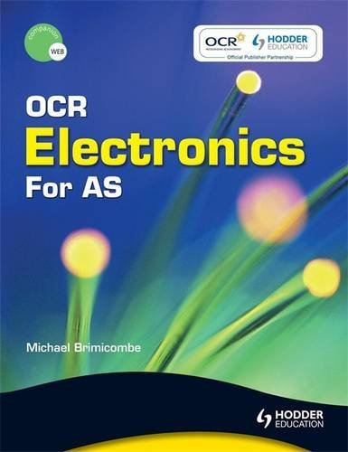 9780340966358: OCR Electronics for AS