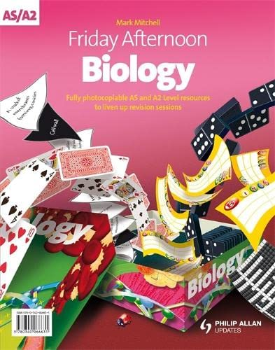 9780340966631: Friday Afternoon Biology A-Level Resource Pack + CD