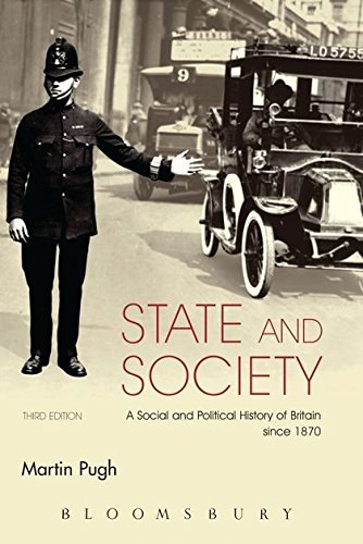 9780340966891: State and Society: A Social and Political History of Britain since 1870 (Arnold History of Britain)