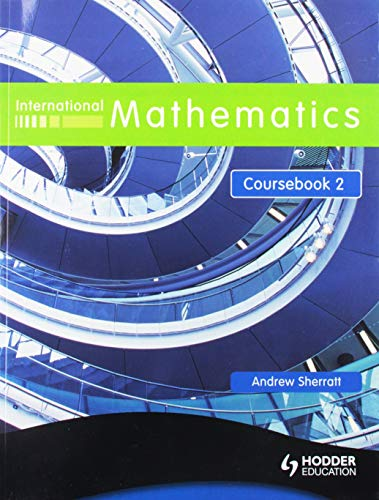 9780340967430: International Mathematics Coursebook 2 (Bk. 2)
