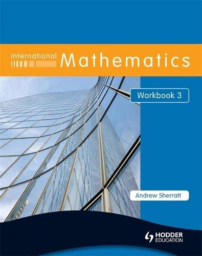 9780340967508: International Mathematics Workbook 3 (Bk. 3)