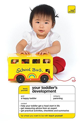 9780340967652: Teach Yourself Your Toddler's Development