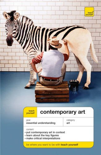 9780340968406: Teach Yourself Contemporary Art