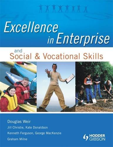 9780340968505: Excellence in Enterprise and SVS