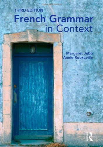 9780340968741: French Grammar in Context (Languages in Context) (Volume 1) (French Edition)