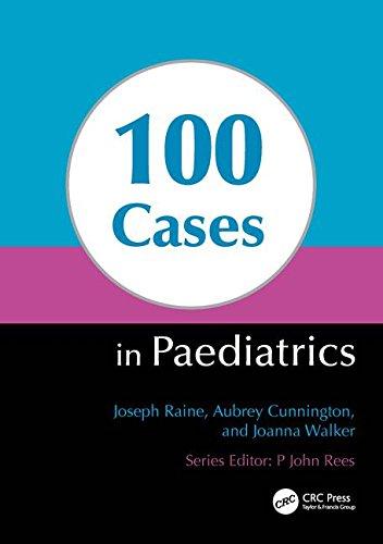 9780340968758: 100 Cases in Paediatrics