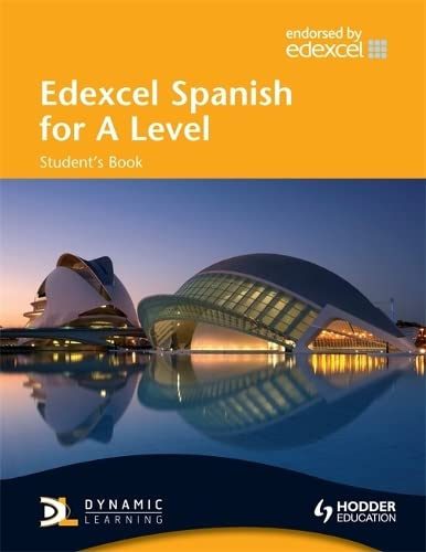 9780340968864: Edexcel Spanish for a Level: Student's Book With Cd-rom (EAML)