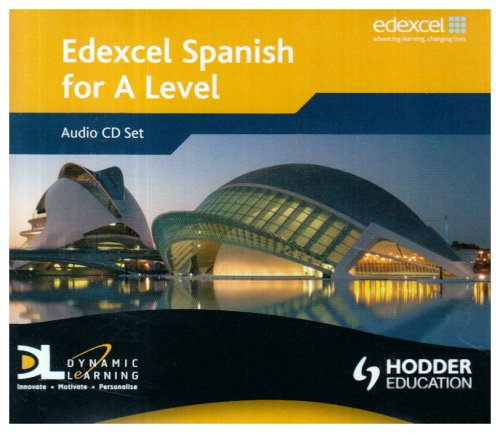 9780340968888: Edexcel Spanish for a Level (EAML)