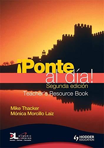 9780340968925: Ponte Al Dia!