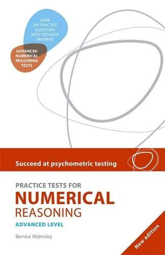 9780340969274: Succeed at Psychometric Testing: Practice Tests for Numerical Reasoning Advanced