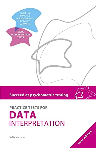 9780340969281: Succeed at Psychometric Testing: Practice Tests for Data Interpretation 2nd Ed