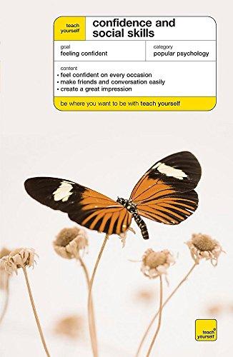 9780340969328: Teach Yourself Confidence and Social Skills (TYG)