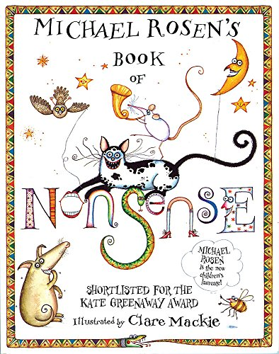 9780340969915: Michael Rosen's Book of Nonsense. Illustrated by Clare MacKie