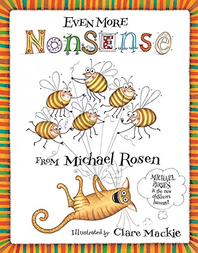 9780340969922: Even More Nonsense from Michael Rosen. Illustrated by Clare MacKie