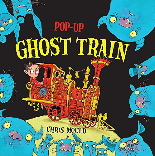 9780340970607: Pop-Up Ghost Train