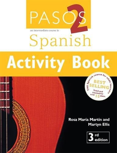 9780340971208: Pasos 2: An Intermediate Course in Spanish: Activity Book