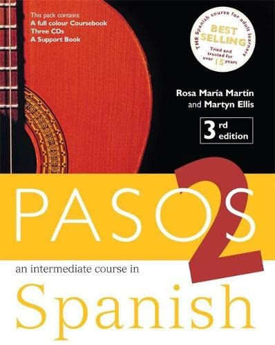 9780340971215: Pasos 2 CD Complete Pack 3ed An Intermediate Course in Spanish