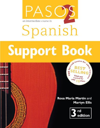 9780340971239: Pasos 2 Support Book 3rd