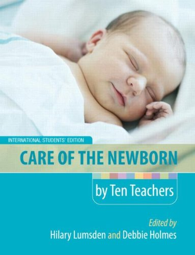 9780340971550: Care of the Newborn By Ten Teachers Ise