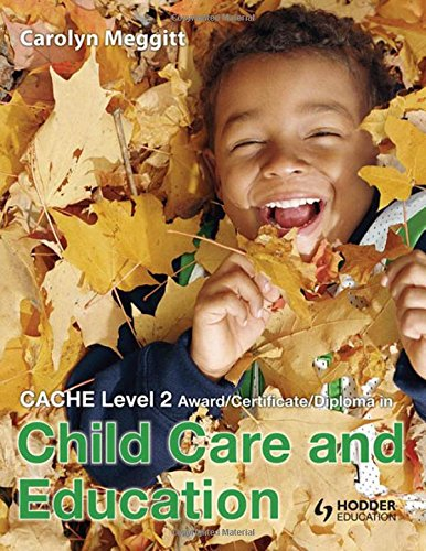 9780340971598: CACHE Level 2 Award/Certificate/Diploma in Child Care and Education