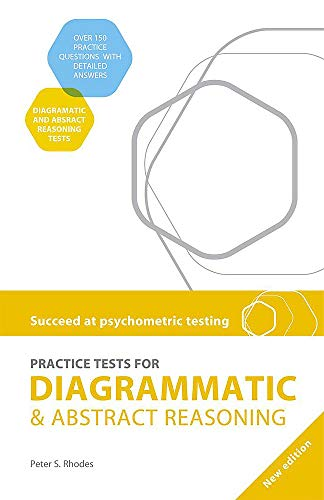 9780340972281: Succeed at Psychometric Testing: Practice Tests for Diagrammatic and Abstract Reasoning Second Edition